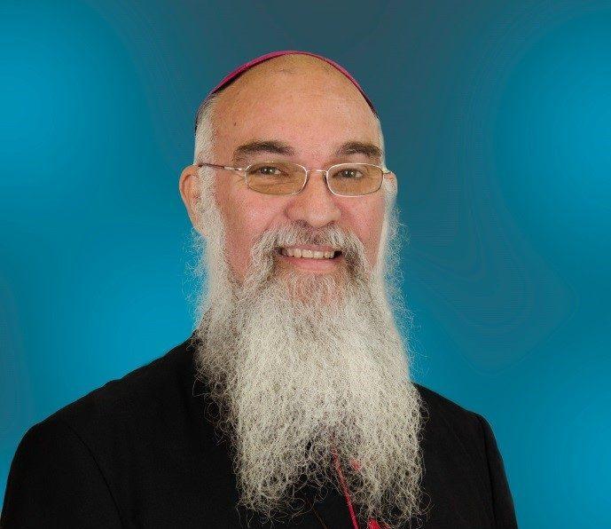 Obispo Rubén A. González Medina