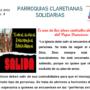 ¡Ya está disponible el Boletín de las Parroquias Claretianas Solidarias! – Octubre 2021